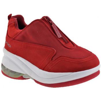 Schoenen Kinderen Hoge sneakers Fornarina  Rood