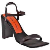 Schoenen Dames Sandalen / Open schoenen Giancarlo Paoli  Bruin