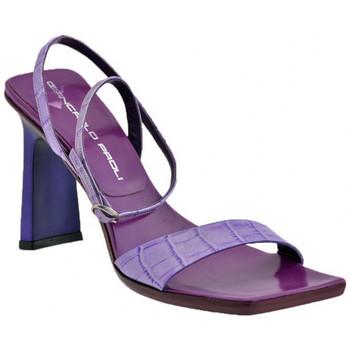 Schoenen Dames Sandalen / Open schoenen Giancarlo Paoli  Violet