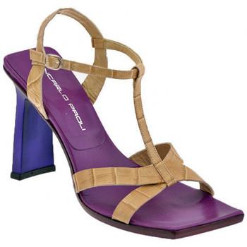 Schoenen Dames Sandalen / Open schoenen Giancarlo Paoli  Beige