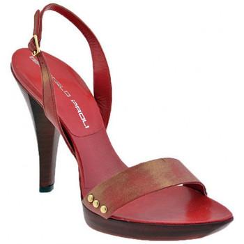 Schoenen Dames Sandalen / Open schoenen Giancarlo Paoli  Rood