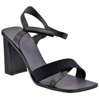 Schoenen Dames Sandalen / Open schoenen Giancarlo Paoli  Zwart