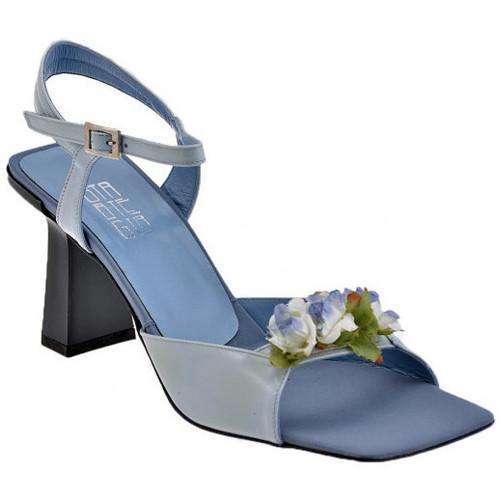 Schoenen Dames Sandalen / Open schoenen Strategia  Blauw
