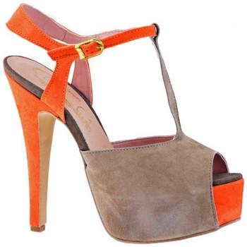 Schoenen Dames pumps Cuomo  Bruin