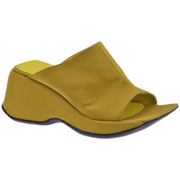 Schoenen Dames Klompen Now  Bruin