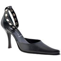 Schoenen Dames Klompen Fascino  Zwart
