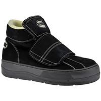 Schoenen Heren Hoge sneakers Rock  Zwart