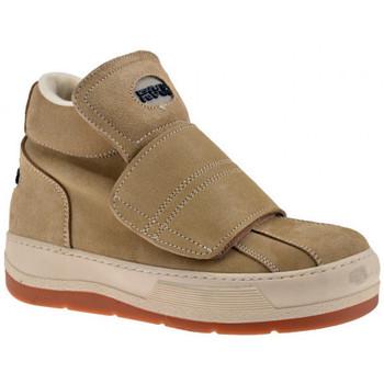 Schoenen Heren Hoge sneakers Rock  Beige
