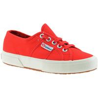 Schoenen Kinderen Lage sneakers Superga  Rood