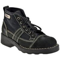 Schoenen Dames Laarzen Tks  Zwart