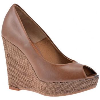 Schoenen Dames Hoge sneakers Nobrand  Bruin