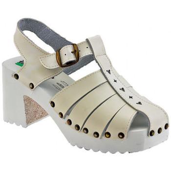 Schoenen Dames Sandalen / Open schoenen Magica Estate  Wit