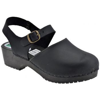 Schoenen Dames Sandalen / Open schoenen Magica Estate  Zwart