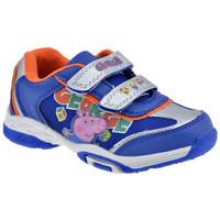 Schoenen Kinderen Lage sneakers Peppa Pig  Blauw