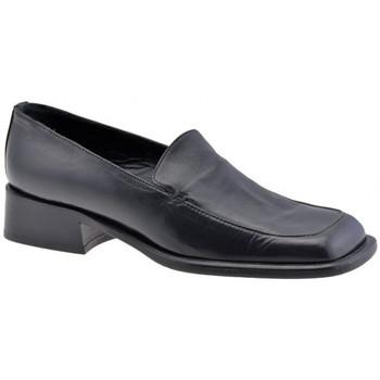 Schoenen Dames Mocassins Dockmasters  Zwart