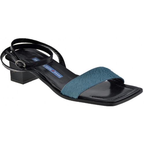 Schoenen Dames Sandalen / Open schoenen M. D'essai  Blauw