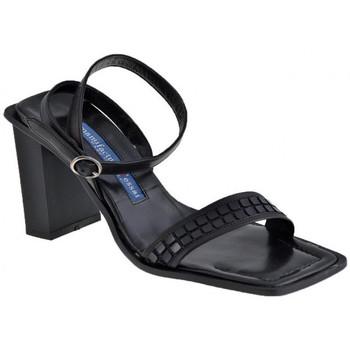 Schoenen Dames Sandalen / Open schoenen M. D'essai  Zwart