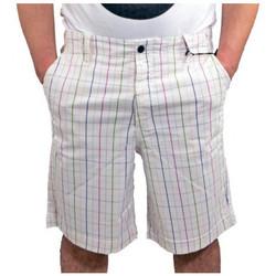 Textiel Heren Korte broeken / Bermuda's Converse  Multicolour