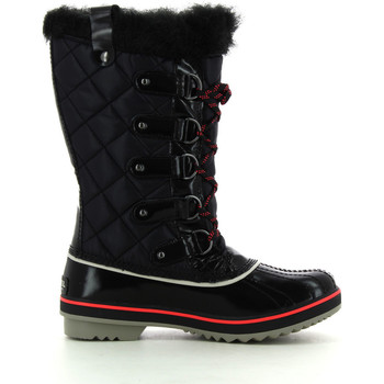 Schoenen Dames Snowboots Sorel Tofino Black