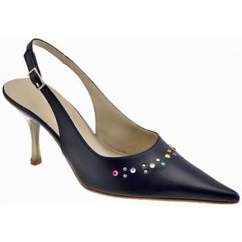 Schoenen Dames Klompen Onde Piane  Blauw