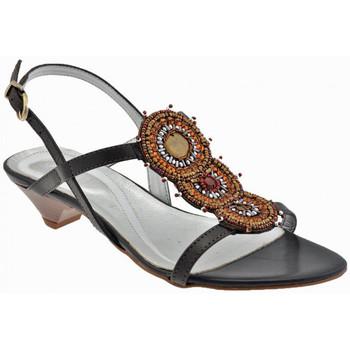 Schoenen Dames Sandalen / Open schoenen Keys  Bruin