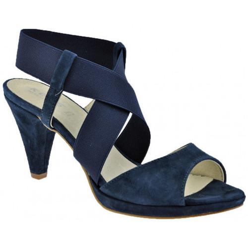 Schoenen Dames Sandalen / Open schoenen Keys  Blauw
