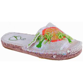 Schoenen Kinderen Leren slippers Almarino  Wit