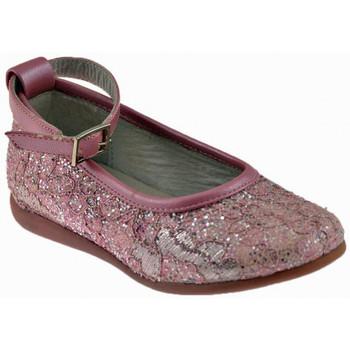 Schoenen Meisjes Ballerina's Almarino  Roze