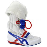 Schoenen Kinderen Hoge laarzen Onitsuka Tiger  Wit