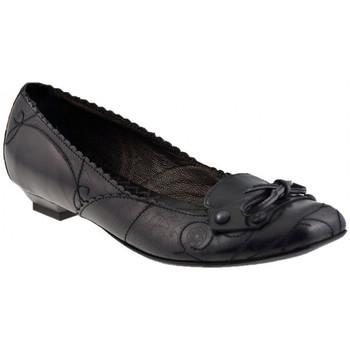 Schoenen Dames Ballerina's Progetto  Zwart