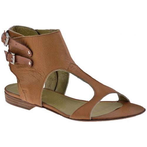 Schoenen Dames Sandalen / Open schoenen Progetto  Bruin