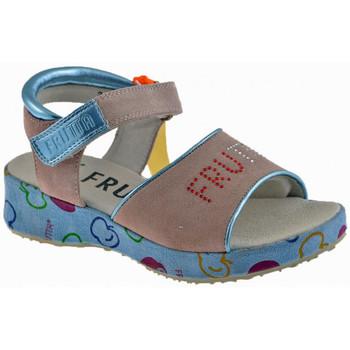 Schoenen Meisjes Sandalen / Open schoenen Frutta  Roze
