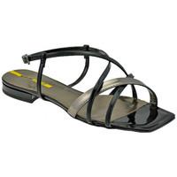 Schoenen Dames Sandalen / Open schoenen Lea Foscati  Zwart