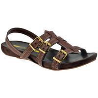 Schoenen Dames Sandalen / Open schoenen Lea Foscati  Bruin