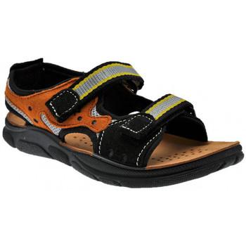 Schoenen Jongens Sandalen / Open schoenen Inblu  Zwart