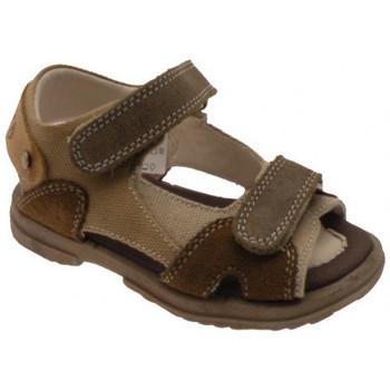 Schoenen Jongens Sandalen / Open schoenen Inblu  Bruin