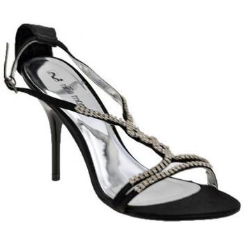 Schoenen Dames Sandalen / Open schoenen Nina Morena  Zwart
