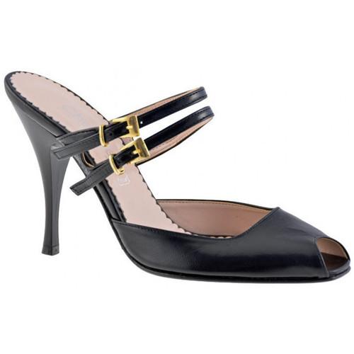 Schoenen Dames Klompen Charlize Italia  Zwart