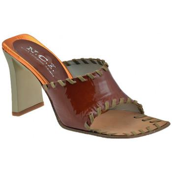 Schoenen Dames Sandalen / Open schoenen Nci  Bruin