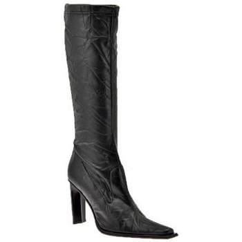 Schoenen Dames Hoge laarzen Nci  Zwart