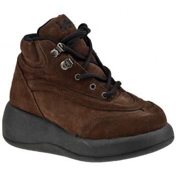 Schoenen Dames Hoge sneakers Lee  Bruin