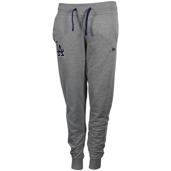 Textiel Heren Trainingsbroeken New Era MLB Los Angeles Dodgers pant Grijs