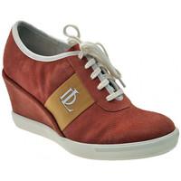 Schoenen Dames Hoge sneakers Donna Loka  Roze
