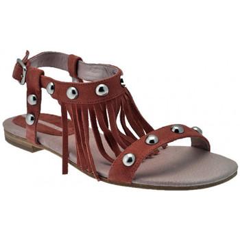 Schoenen Dames Sandalen / Open schoenen Donna Loka  Roze