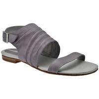 Schoenen Dames Sandalen / Open schoenen Donna Loka  Grijs