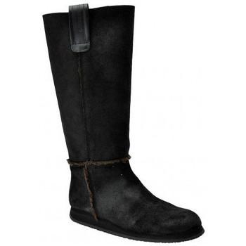 Schoenen Dames Hoge laarzen Otto E Dieci  Zwart