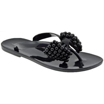 Schoenen Dames Teenslippers Jay.peg  Zwart