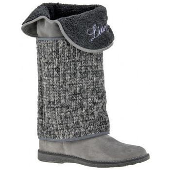 Schoenen Dames Hoge laarzen Liu Jo  Grijs