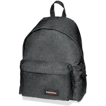 Tassen Rugzakken Eastpak Padded Pak'r Black Denim