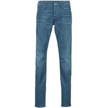 Textiel Heren Skinny jeans Jack & Jones GLENN JEANS INTELLIGENCE Marine